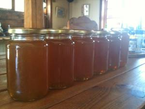 Home Produced honey