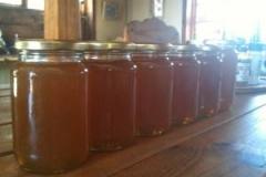 Home Produced honey