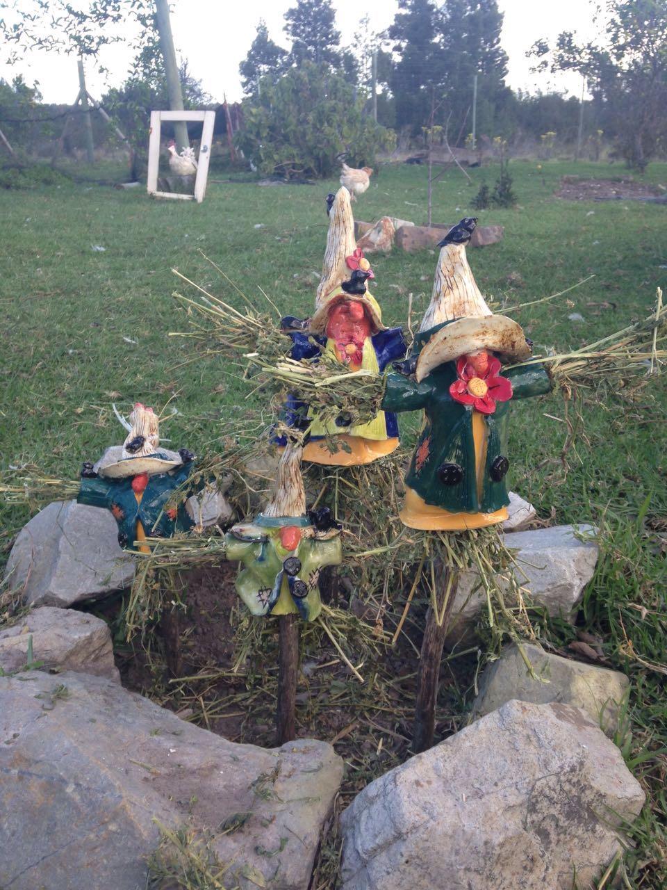 Knysna Forest - Pottery Classes - Lesley Etherington Ceramics
